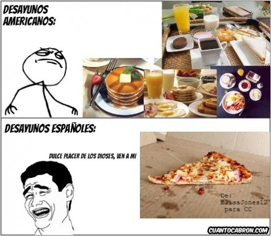 Yao - En España, no hay nada mejor que la pizza sobrante del día anterior