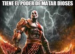 Enlace a Tiene el poder de matar dioses
