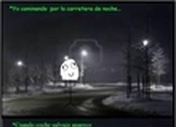 Enlace a El coche fantasma