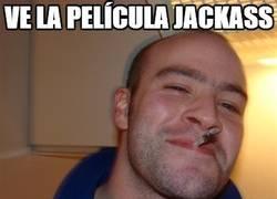 Enlace a Ve la película Jackass