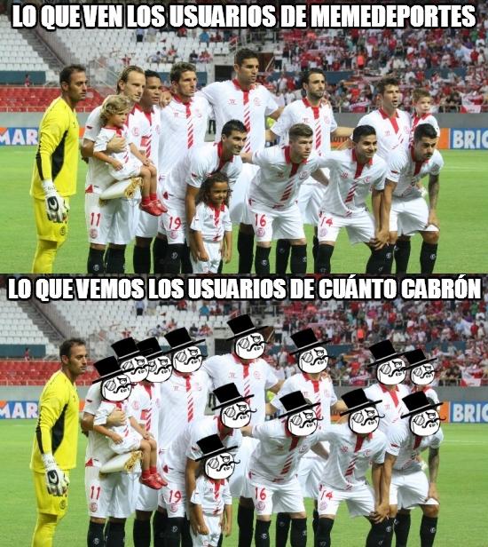 Feel_like_a_sir - Feel like a sir del Sevilla FC