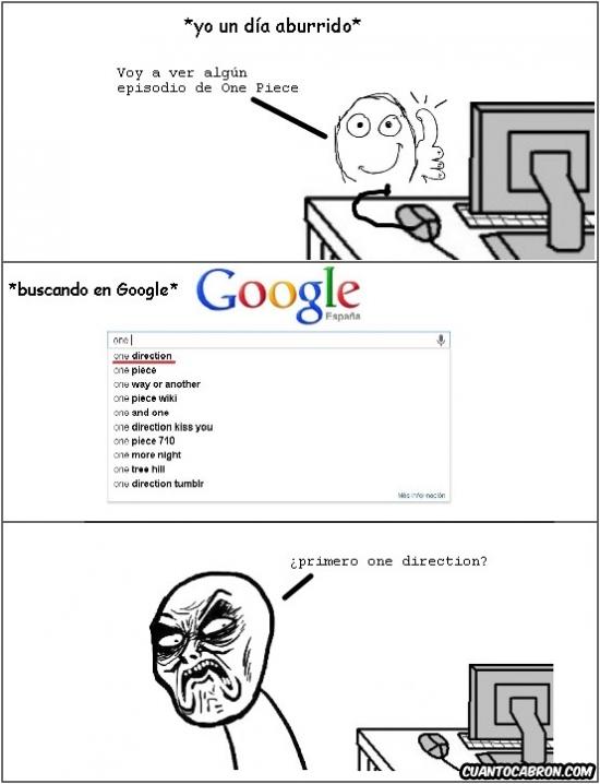 Infinito_desprecio - Google me estás fallando