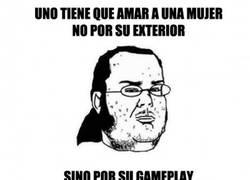 Enlace a El verdadero amor gamer