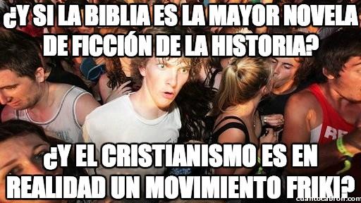 biblia,cristianismo,friki,novela