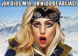 Enlace a Gaga tenía que ser...