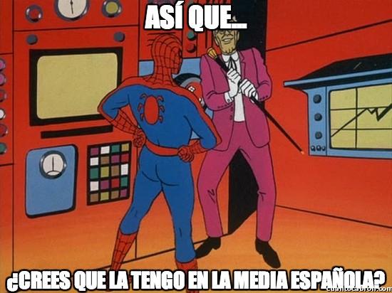 Spiderman60s - ¿Cómo lo ves?
