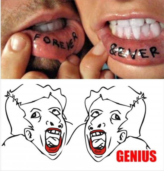 Otros - Forever genius