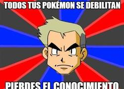Enlace a Todos tus Pokémon se debilitan