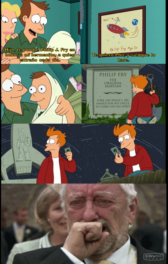 Otros - El hermano de Fry