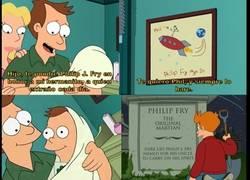 Enlace a El hermano de Fry