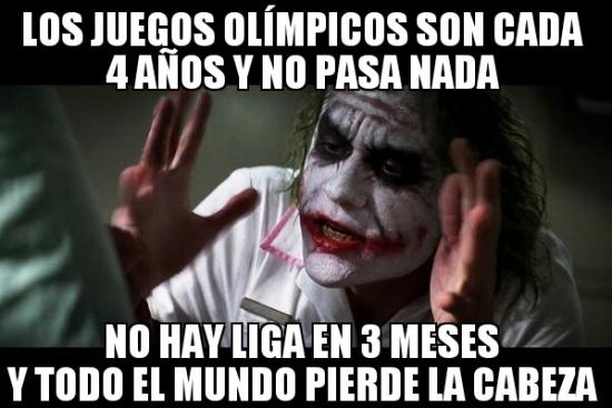 Joker - El ansia futbolística española