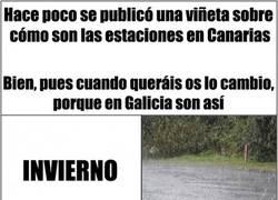 Enlace a Clima troll también en Galicia
