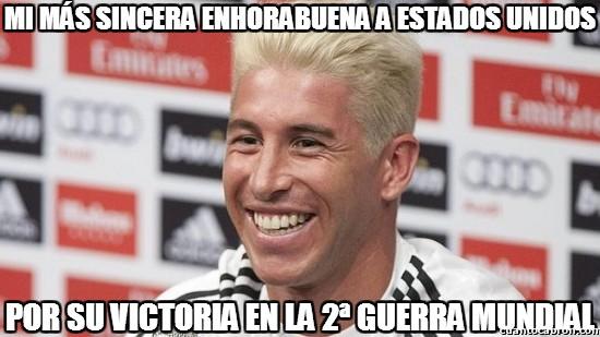 Meme_otros - Sergio Ramos y sus felicitaciones con un poco de ''retraso''