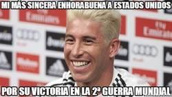 Enlace a Sergio Ramos y sus felicitaciones con un poco de ''retraso''