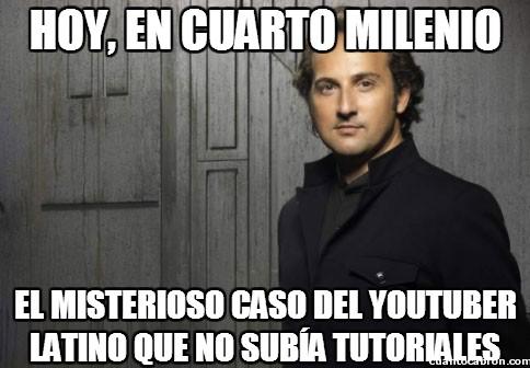 Cuarto_milenio - Tutoriales everywhere