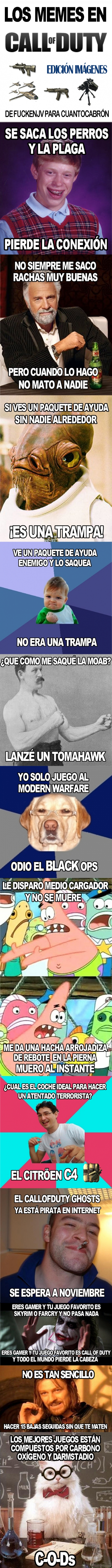 Meme_mix - Los memes en Call of Duty