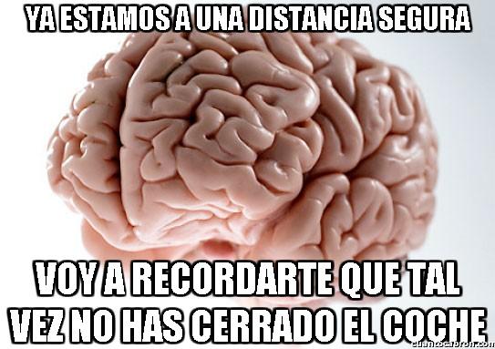 cerebro troll,cerrar,coche,distancia,lejos,recordar