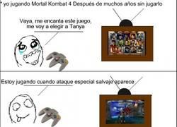 Enlace a Mortal Kombat Me Gusta
