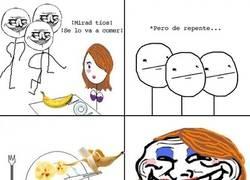 Enlace a Un plátano nunca fue tan sexy