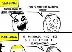 Enlace a Te crees que hablas bien inglés, pero cuando vas allí...