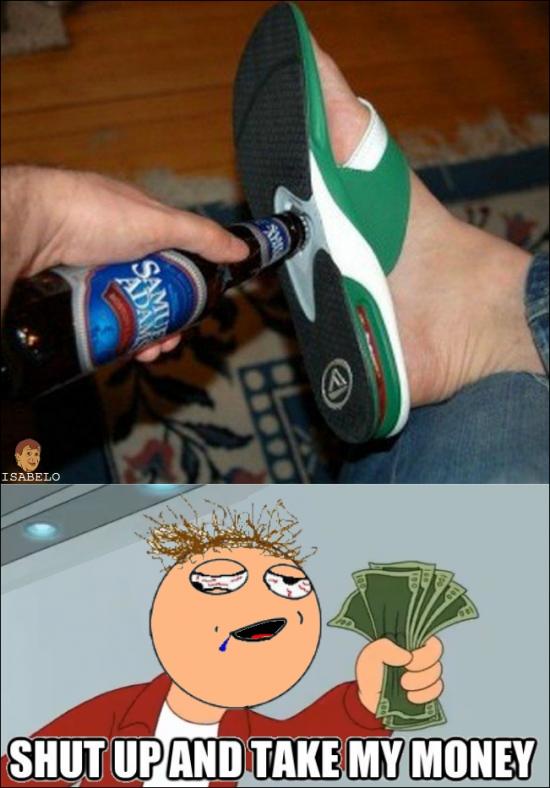 Fry - ¡Quien haya inventado esto es un genio!