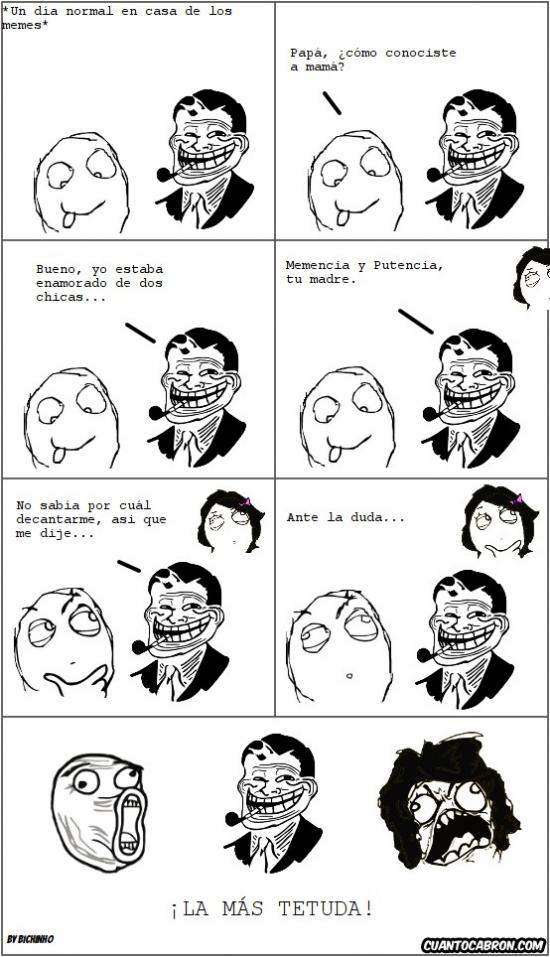 Trolldad - Ante la duda...