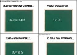 Enlace a Clase de matemáticas