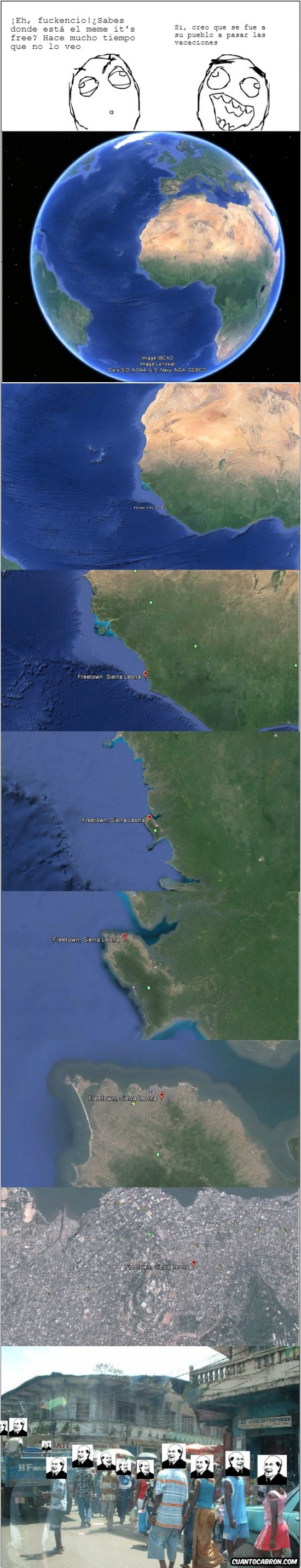 freetown,google earth,it's free,sierra leona,vacaciones