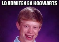 Enlace a ¡Bienvenido a Hogwarts!