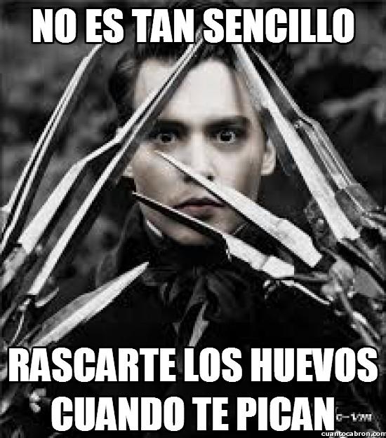 Meme_otros - El drama de Eduardo Manostijeras