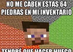 Enlace a El inventario de Minecraft