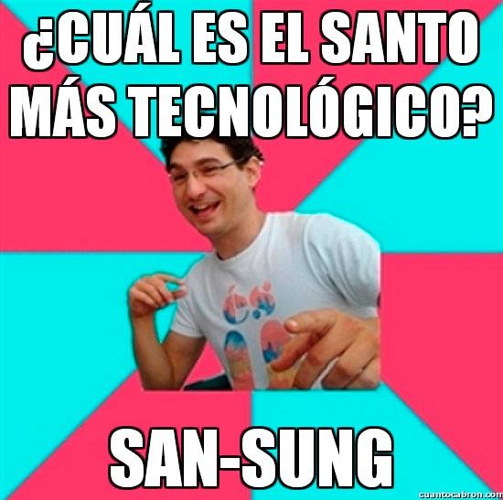 Bad_joke_deivid - ¿Cuál es el santo más tecnológico?