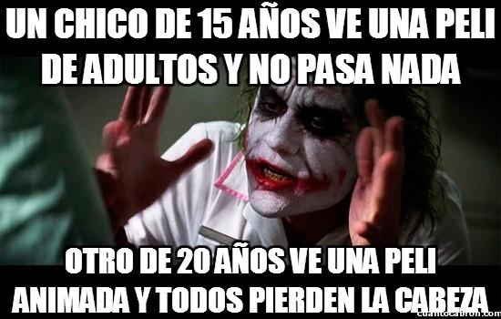 Joker - Hay cosas que nunca entenderé de esta sociedad