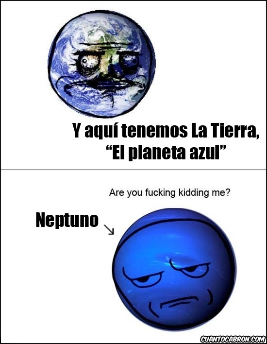 Kidding_me - El planeta azul