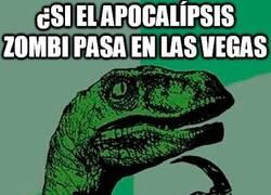 Enlace a Apocalipsis zombie en Las Vegas