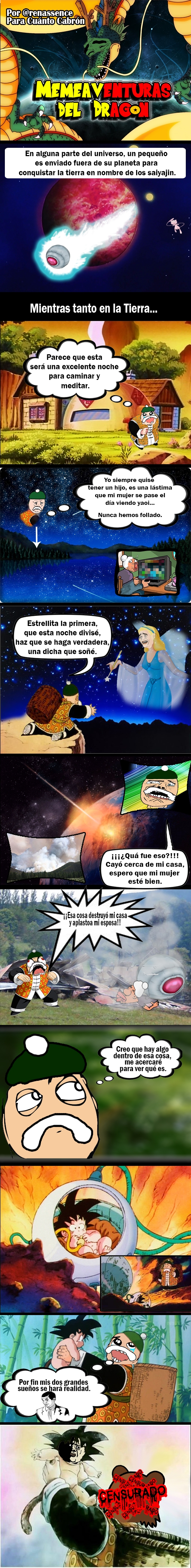 Oh_god_why - Memeaventuras del Dragon Episodio 1