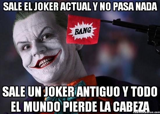 Meme_otros - Depende del Joker que sea