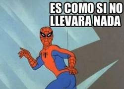 Enlace a Spiderman feel like Ned Flanders
