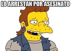 Enlace a La justicia en Springfield funciona más o menos igual que en España