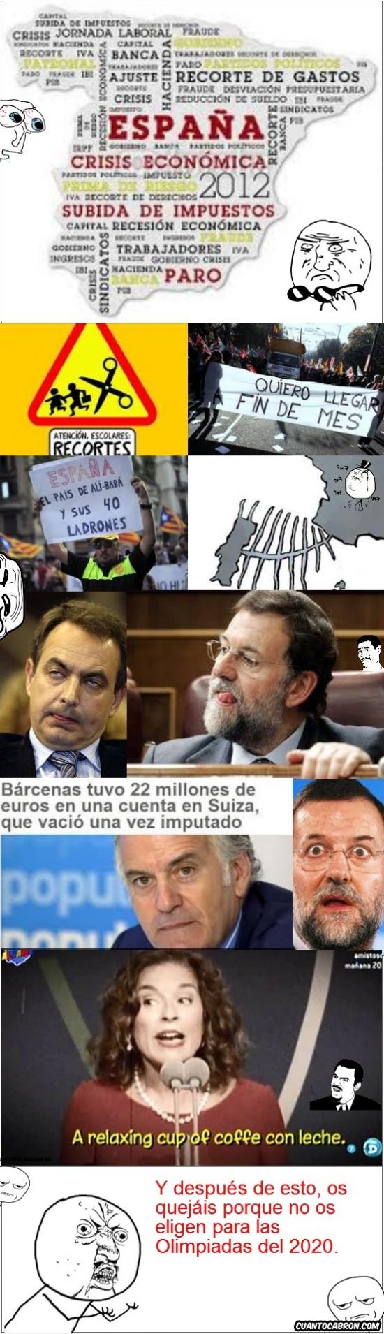 Y_u_no - ¿Olimpiadas en España?