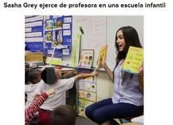 Enlace a La profesora de educación infantil de mis sueños