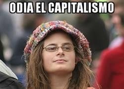 Enlace a Odia el capitalismo