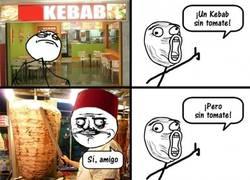Enlace a ¡Un kebab, por favor! ¡Sin tomate!