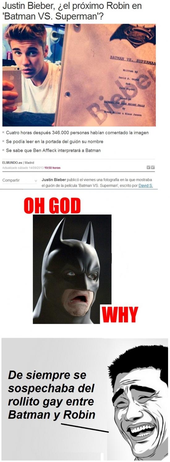 Oh_god_why - La buena noticia es que se dejará de hablar de Ben Affleck