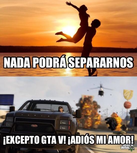 amor,buen juego,encerrarse,grand theft auto,gta v,novia,sin vida