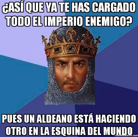 Age_of_empires - No te puedes despistar ni un momento en el Age of Empires