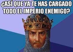 Enlace a No te puedes despistar ni un momento en el Age of Empires