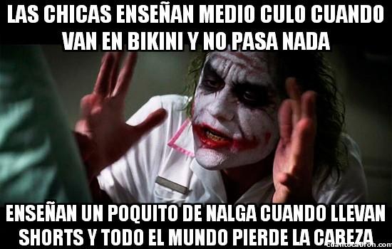 Joker - El drama de los shorts