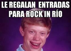 Enlace a Rock in Río, a peor cada año