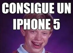 Enlace a Consigue un Iphone 5